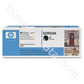 Jual Tinta / Cartridge HP Black Toner [Q3960A]